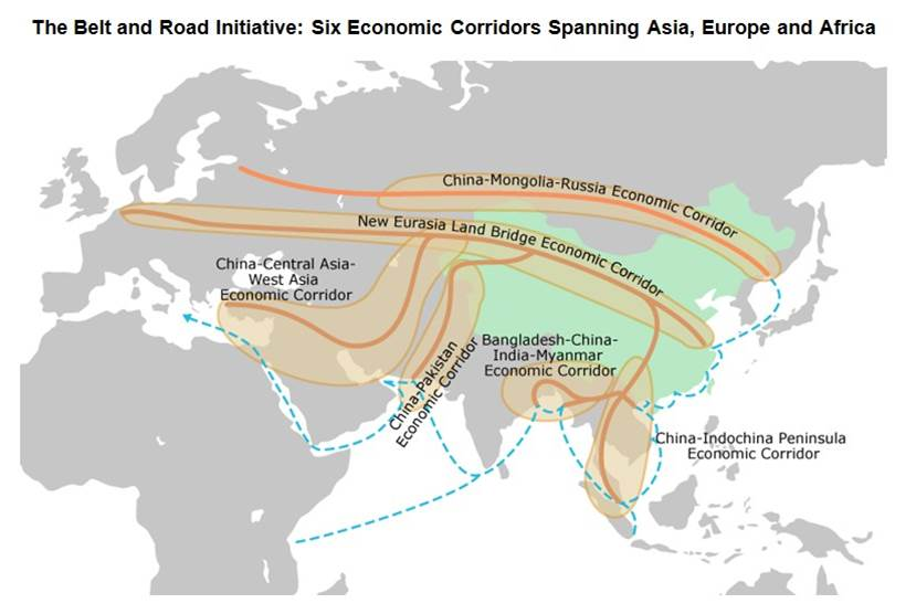 The Belt and Road Initiative | LehmanBrown